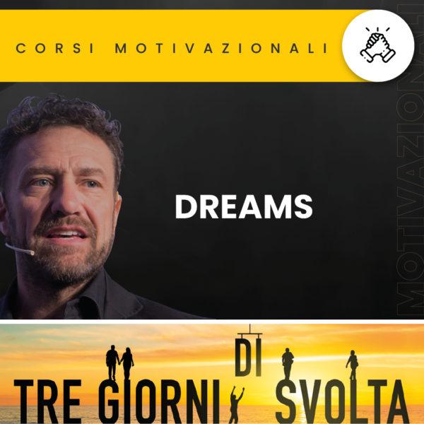 Corso DREAMS Davide Malaguti