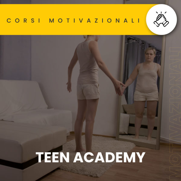 autostima-ragazzi crescita personale teen academy